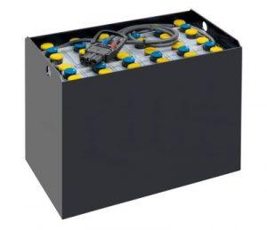 Batteria di trazione costituita da diversi elementi per carrello elevatore elettrico